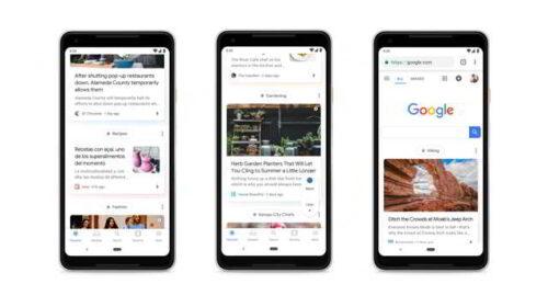 Come personalizzare il feed di Google Discover su Android