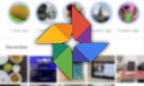 Regolare lilluminazione delle foto con Google Play Foto