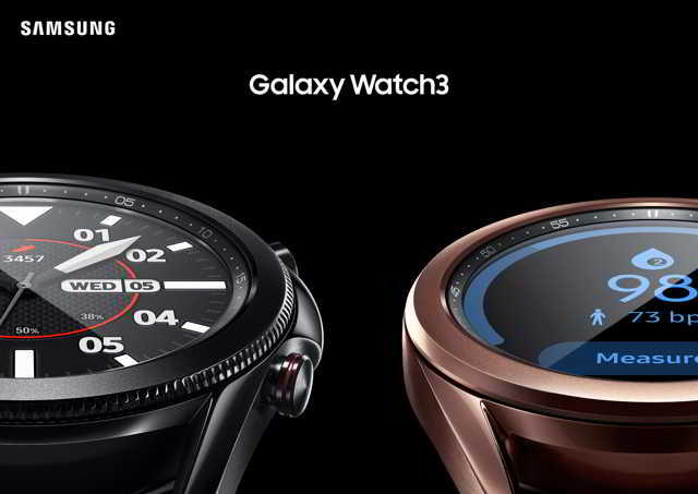 Manuale Samsung Galaxy Watch3 Guida pdf smartwatch