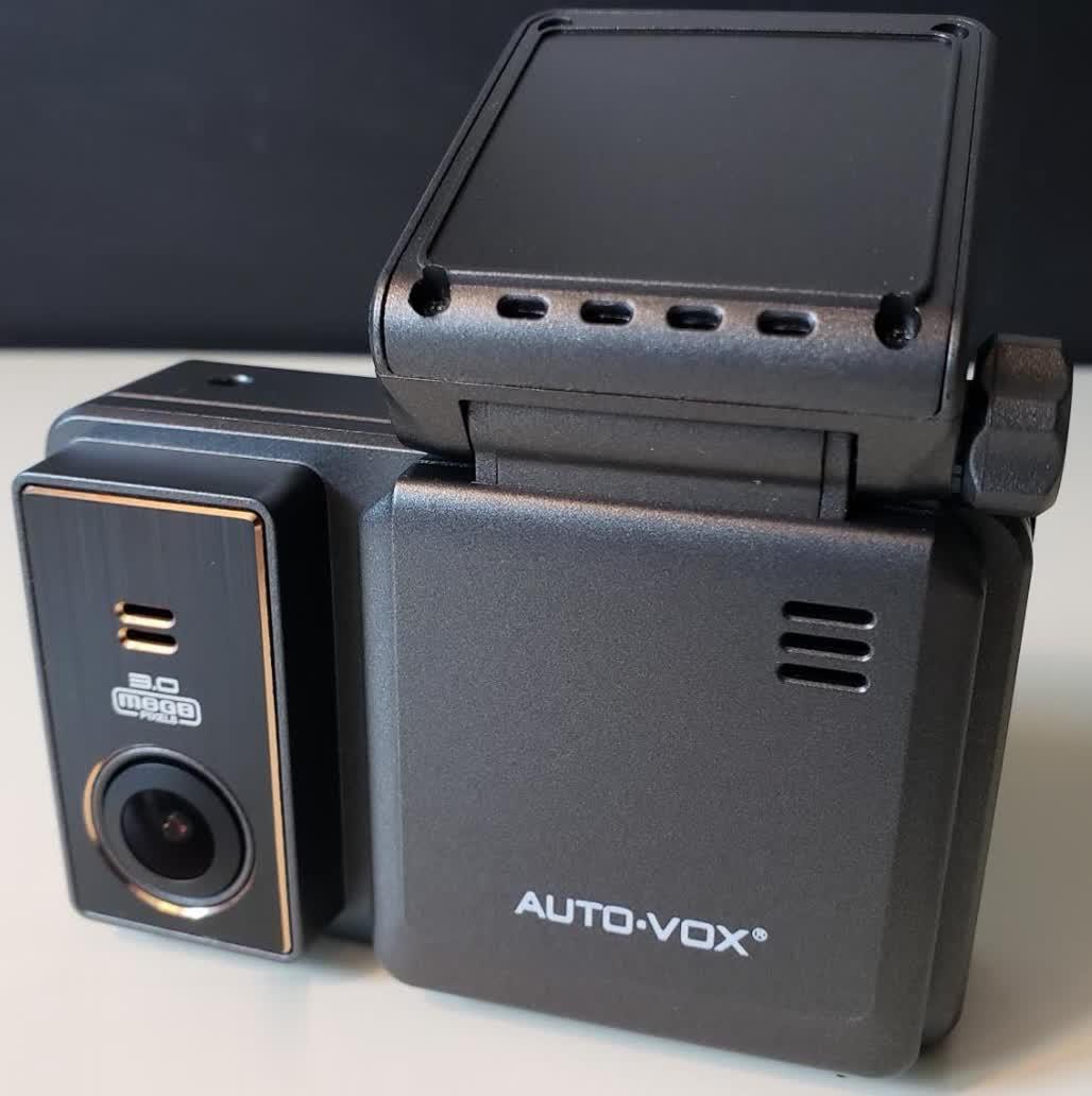 Dash Cam WiFi AutoVox AD2