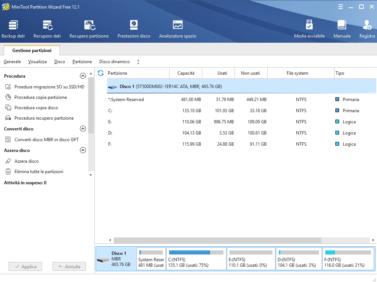 Migrazione windows 10 su SSD