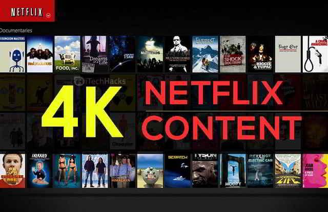 Come guardare Netflix 4K su un Mac