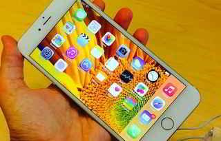 Lo schermo iPhone o iPad non ruota