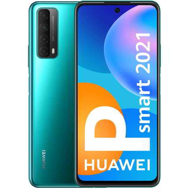 Manuale Huawei HUAWEI P smart 2021 Istruzioni duso italiano scarica PDF
