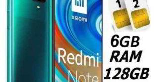Screenshot Redmi Note 9 Pro catturare la schermata su Xiaomi