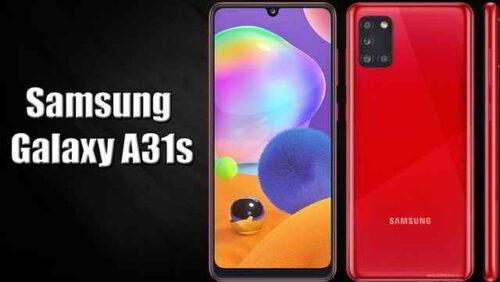 Screenshot Samsung A31S come catturare schermata