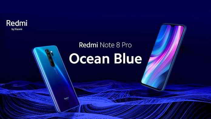 Screenshot Xiaomi Redmi Note 8 Pro