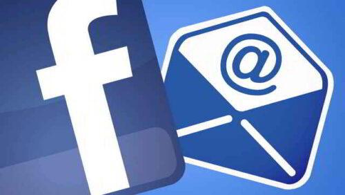 Facebook Come cambiare email principale su account