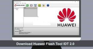 Scarica Huawei Flash Tool IDT 2.0 sbloccare telefono Huawei