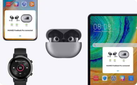 Huawei FreeBuds Pro non si collegano al telefono