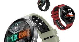 Scarica Quadranti Huawei Watch GT 2e
