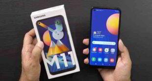 Screenshot Samsung M11 come catturare schermata