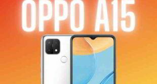 Manuale OPPO A15 Istruzioni italiano smartphone