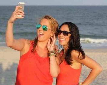 Come fare un selfie senza toccare il telefono