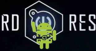 Ripristino impostazioni di fabbrica su telefono Android