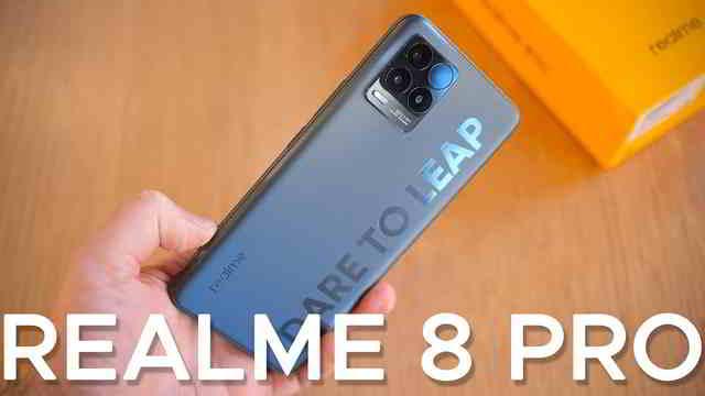 Scarica Google Camera per Realme 8 e Realme 8 Pro Gcam APK