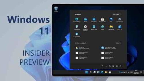 Windows 11 Come spostare le icone della barra delle applicazioni